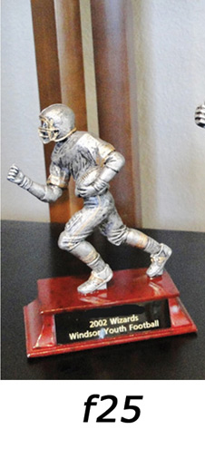 Football Action Trophy – fcl25 (sm)
