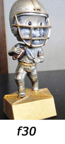 Football Bobblehead Trophy – f30