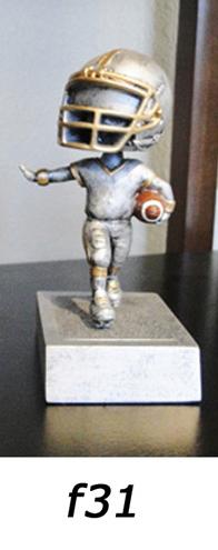Football Bobblehead Trophy – f31