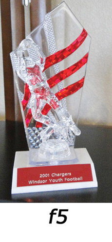 Football Action Trophy – f5