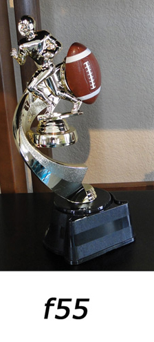 Football Action Trophy – f55