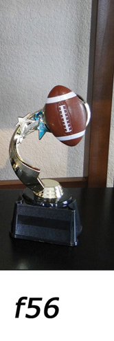 Football Action Trophy – f56