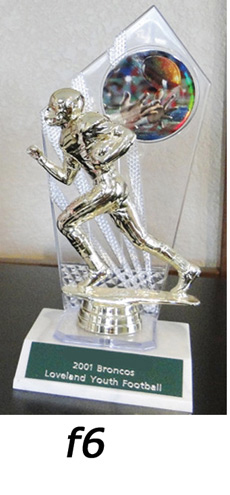 Football Action Trophy – f6