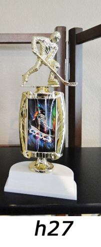 Hockey Action Trophy – h27
