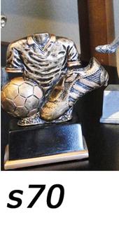 Soccer Trophy – scl70