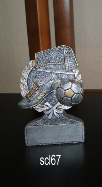 Soccer Clearance Trophy – scl67