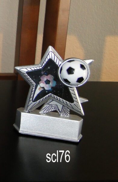 Soccer Clearance Trophy – scl76