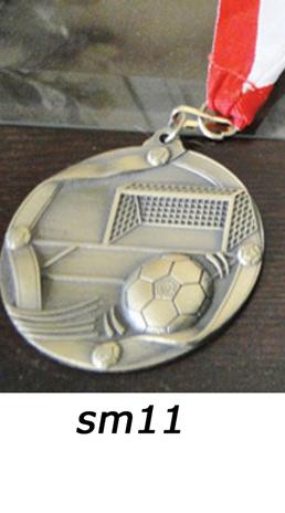 Soccer Medals – sm11