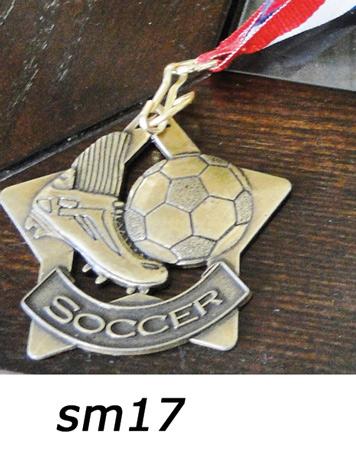 Soccer Medals – sm17