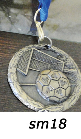 Soccer Medals – sm18
