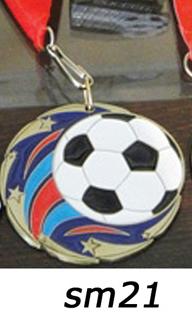 Soccer Medal – sm21