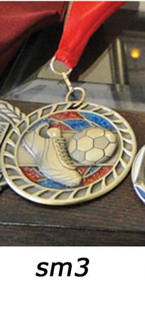 Soccer Medals – sm3