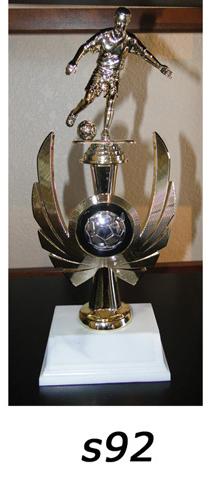 Soccer Action Trophy – s92