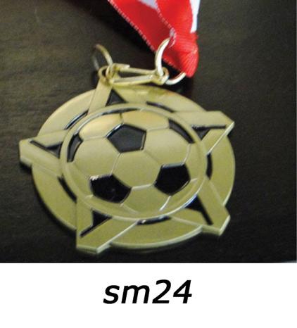 Soccer Medals – sm24