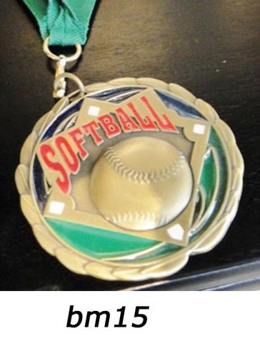 Softball Medals – bm15