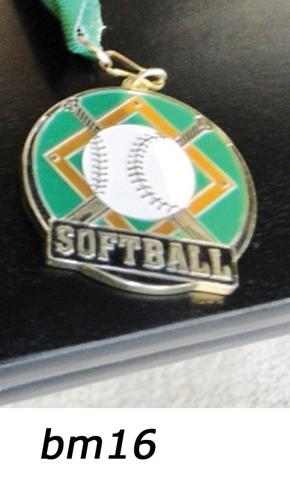 Softball Medals – bm16