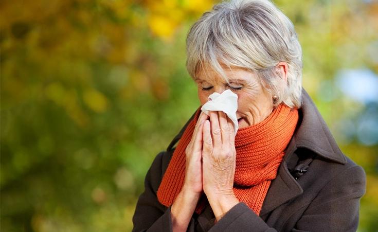 Cuidados com a saúde no outono