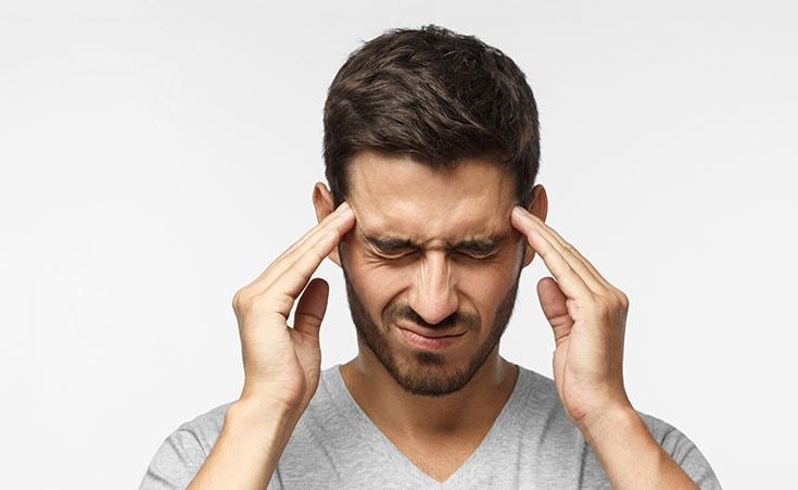 Tenho frequentes dores de cabeça. O que fazer?