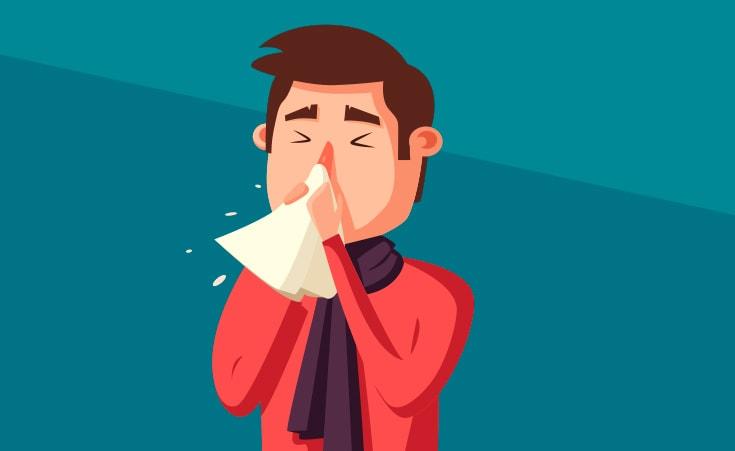 Neste inverno, redobre os seus cuidados com a saúde!