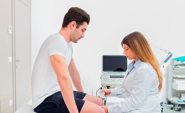 Qual a função do ultrassom nas articulações?
