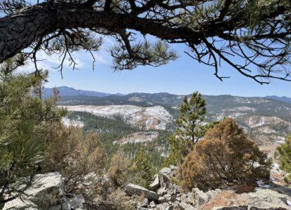 Boulder Hill Black Hills Hiking