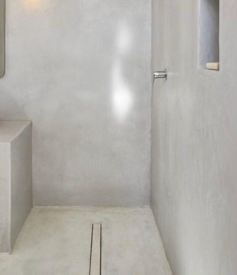 Contractor Master FL polished concrete wall Sarasota