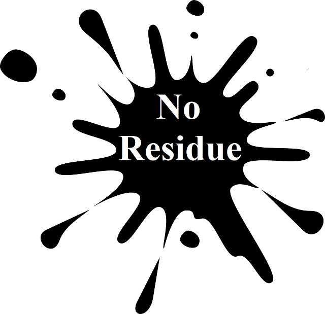 No Residue Carpet Cleaning logo S
