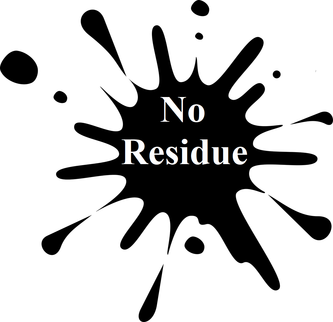 No Residue Carpet Cleaning