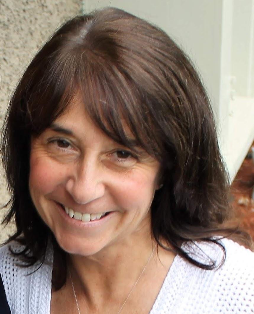 Female coach Robin Lee smiling