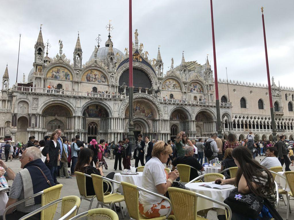 St Marks Square Venice