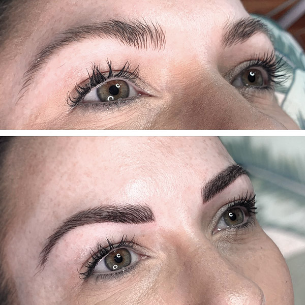 Melbourne Microblading brows
