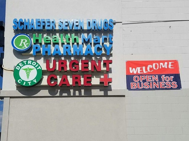 City Urgent Care Outside of Office