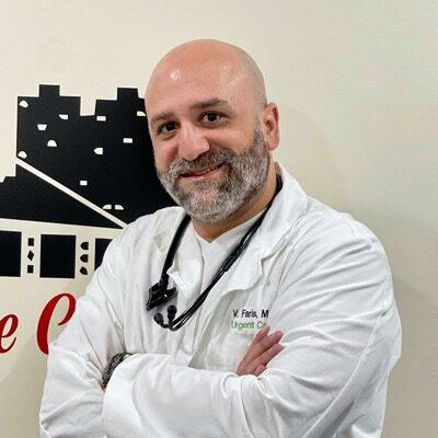 Victor Faris MD