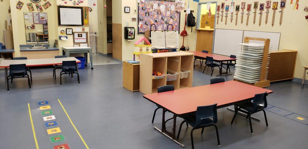 Salle de Class