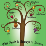 Finding the Fruits of the Spirit