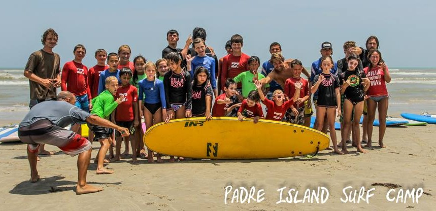 Learn to Surf Padre Island Texas Surf Camp