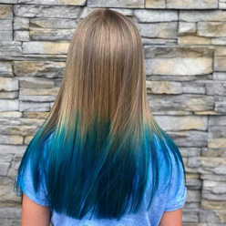 Blue Ombre