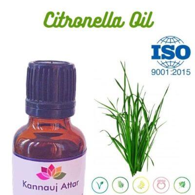 Citronella Oil Pure Buy Online - Manufacturer India