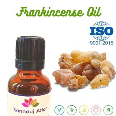 Frankincense Essential Oil Manufacturer Kannauj India