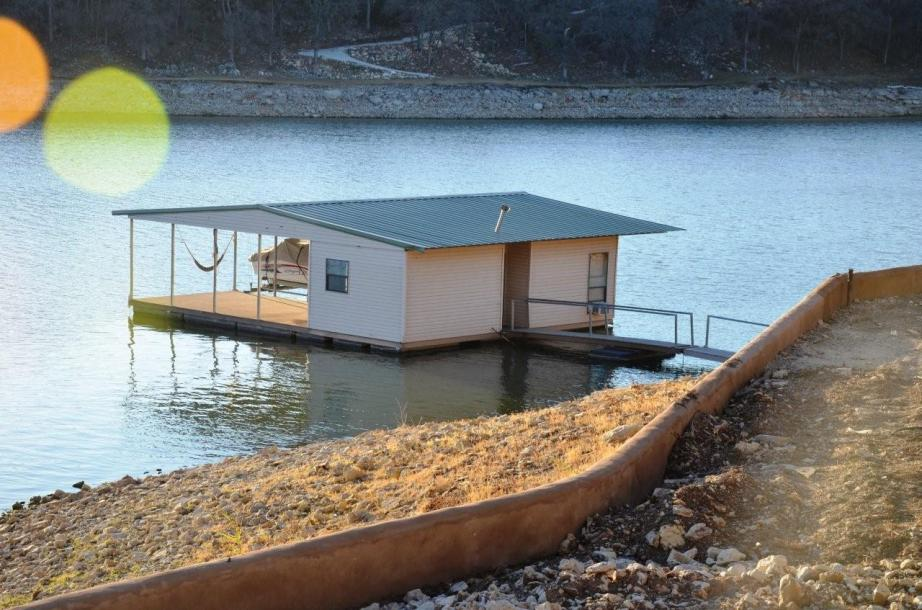 Boat dock available