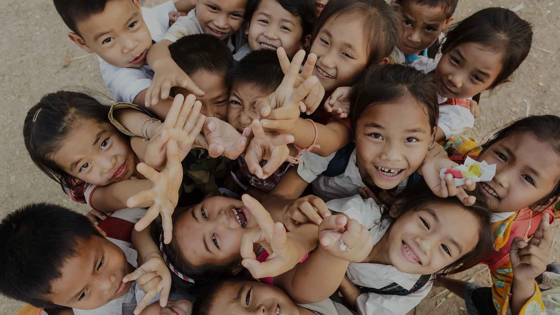 Lady Peace - Joining hands to stop inhumane crimes against children