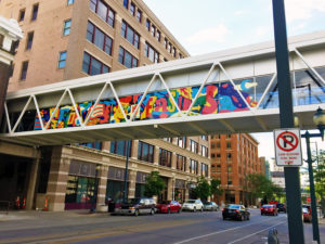 Five Seasons, Murals & More, The Cedar Rapids Mural Trail
