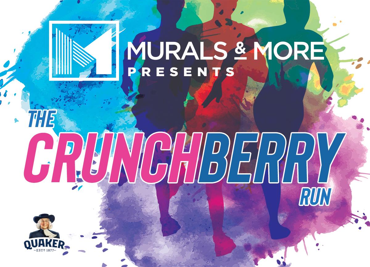 The Crunch Berry Run