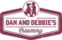 The Crunch Berry Run is sponsored by Dan and Debbie's Creamery