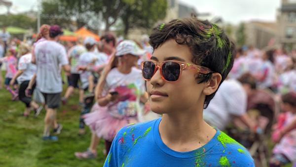 The Crunch Berry Run, family-friendly event in Cedar Rapids