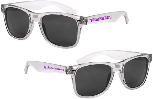 The Crunch Berry Run race sunglasses