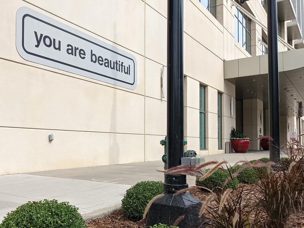 You Are Beautiful, Cedar Rapids, Iowa, Murals & More