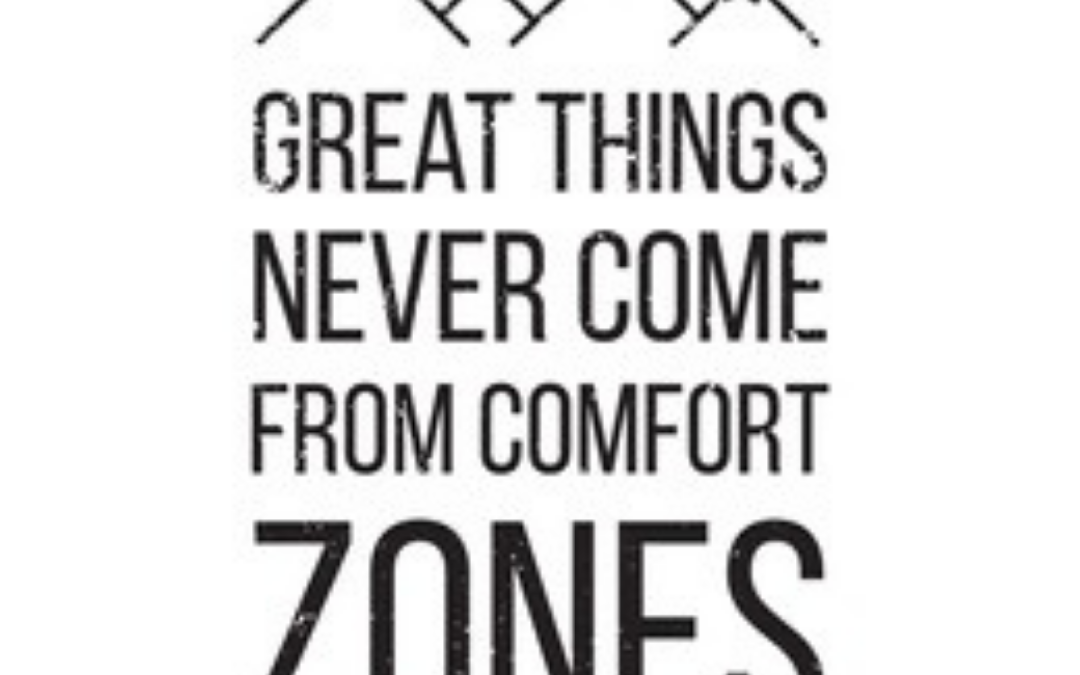 How to Easily Expand Your Comfort Zone