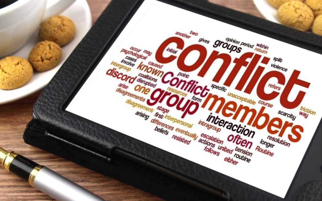 I Respectfully Disagree: How to Respectfully Navigate Conflicts and Disagreements
