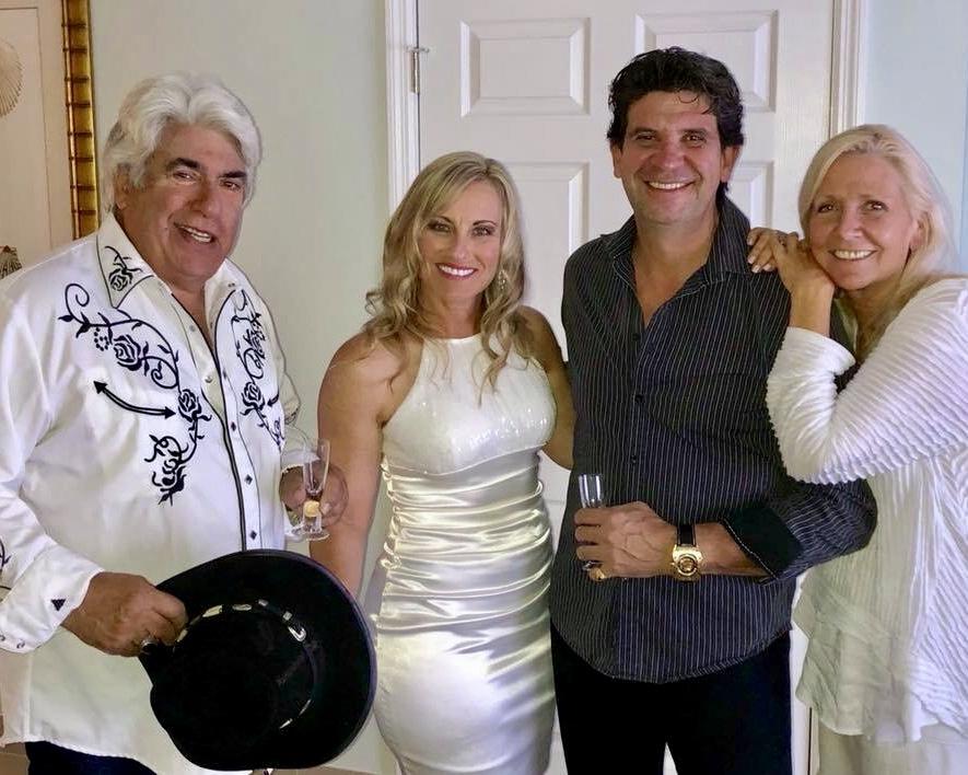 Joe Budd Maniscalco, Debbie Daley, David Ferreira, and Diana Davis